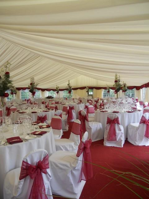 Marquee Inside